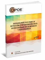 Nº 01 - Dossier práctico para la detección e intervención en el acoso escolar en la infancia y adolescencia