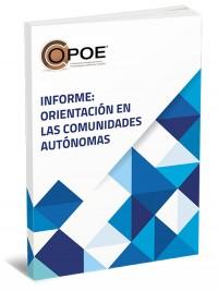 Informe: Orientación en las Comunidades Autónomas